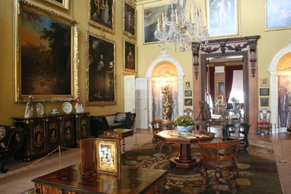 Grand Design on show at Kingston Lacy House